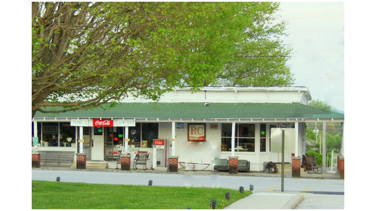 Morgan County Tourism Alliance - Tanner Store