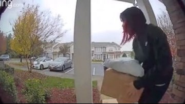 Porch pirates are stealing holiday deliveries. Here's what you should do.