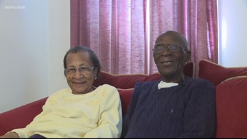 Decades of love: Charlotte couple celebrates 82 years of marriage
