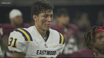 Thursday Night Lights: Two teams united by tragedy come together as one at El Paso Eastwood, Plano Senior High game