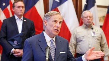 Gov. Abbott declares state of disaster in response to civil unrest, authorizes Texas peace officers