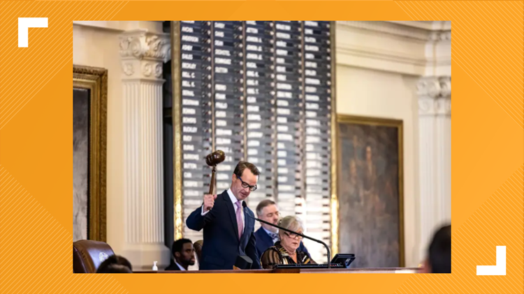 Texas House Speaker Dade Phelan signs arrest warrants for absent Democrats in bid to end chamber's weekslong stalemate