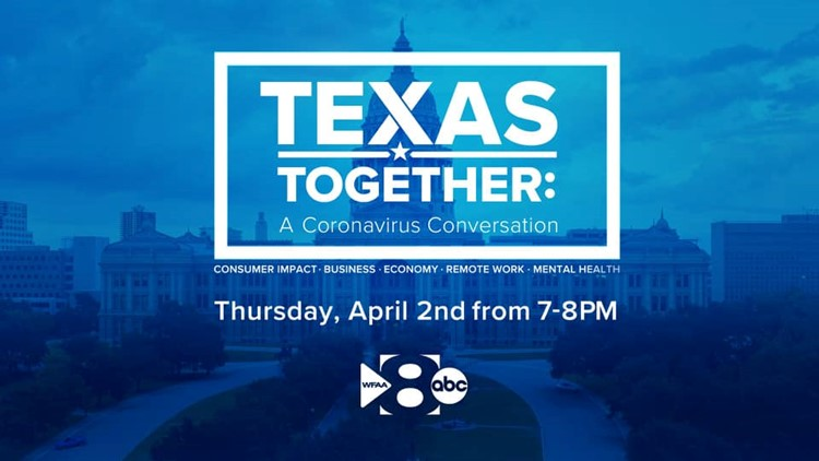 Your questions answered: Join experts from across Texas for a conversation about COVID-19