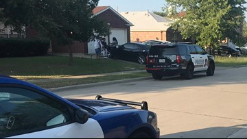 Three Tarrant County children shot in three separate incidents in five hours Sunday