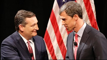 Ted Cruz's lead over Beto O'Rourke narrows in Texas Senate race, poll says