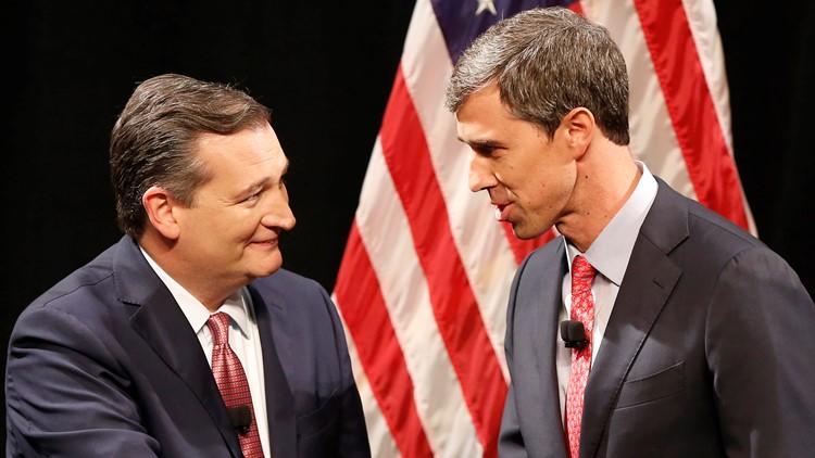 Ted Cruz's lead over Beto O'Rourke narrows in Texas Senate race, poll says