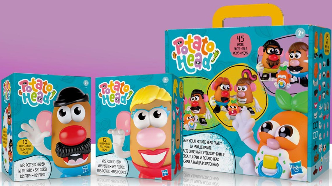 No, Mr. Potato Head is not becoming gender neutral | VERIFY