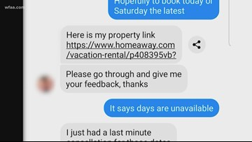 Renters beware: Sisters scammed on a Florida vacation hope you'll avoid their mistakes