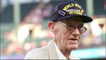 Fort Worth native, D-Day veteran passes away at the age of 98
