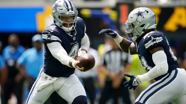 Cowboys 100: Facts and stats for Week 6 matchup versus Patriots