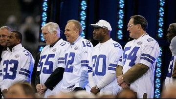 Why don't the Cowboys retire the jersey numbers of their legends?