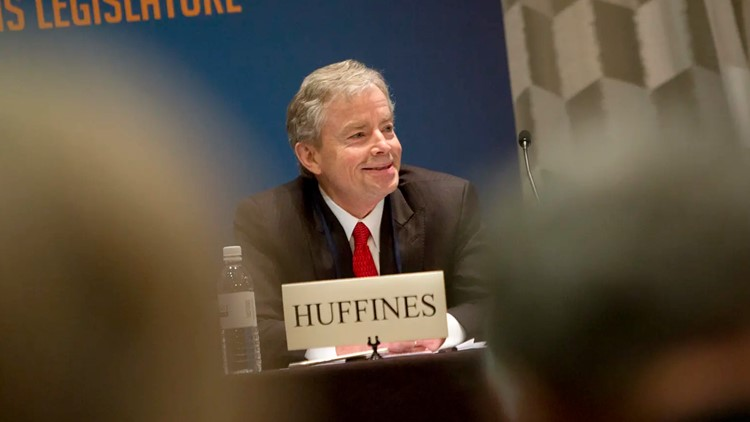 Republican former state Sen. Don Huffines launches primary challenge to Gov. Greg Abbott