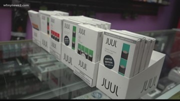 Juul warned by FDA over claims its e-cigarette is safer than smoking
