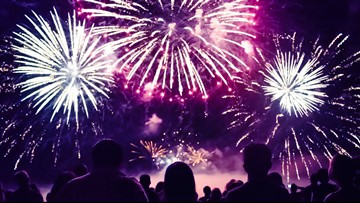 Where can I watch fireworks in the Coastal Bend this Fourth of July?