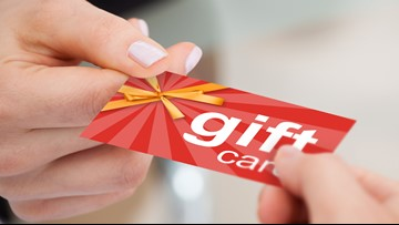 Companies offering deals for 'National Gift Card Day'