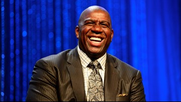 Magic Johnson abruptly steps down as Los Angeles Lakers president of basketball operations