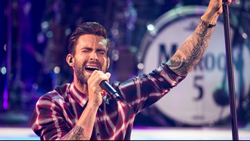 Maroon 5 tour coming to Texas in summer 2020