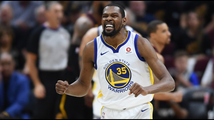 d4d5b4d2535b RECAP  Golden State Warriors complete four-game sweep of Cleveland  Cavaliers in 2018 NBA Finals