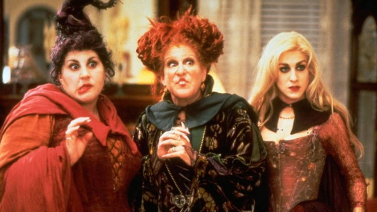 It's happening! Disney teases 'Hocus Pocus 2' for the first time