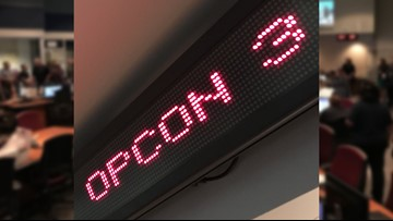 SC Emergency Officials at 'OPCON3' to Prepare for Hurricane Florence
