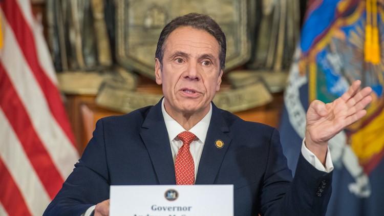 President Biden says New York Gov. Cuomo should resign over sexual harassment investigation