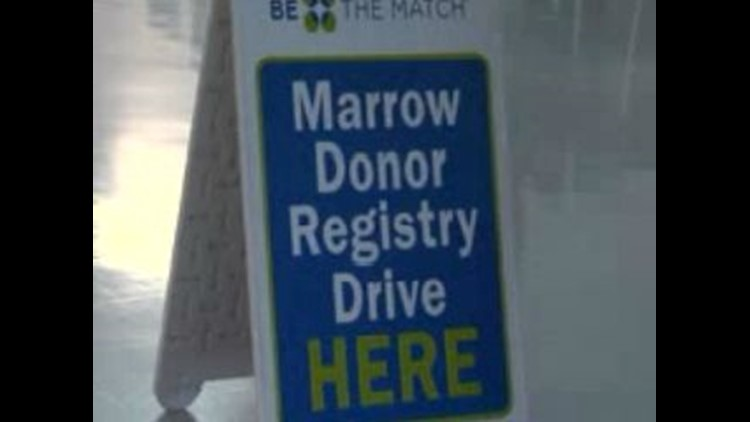 Teen steps up as last-minute donor for sister's bone marrow transplant