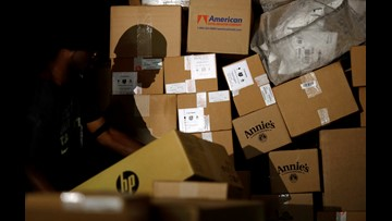 How to help keep landfills from overflowing this holiday shopping season
