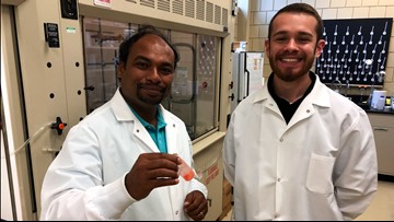 Local pharmacy students develop cancer-fighting compound that could help battle brain cancer