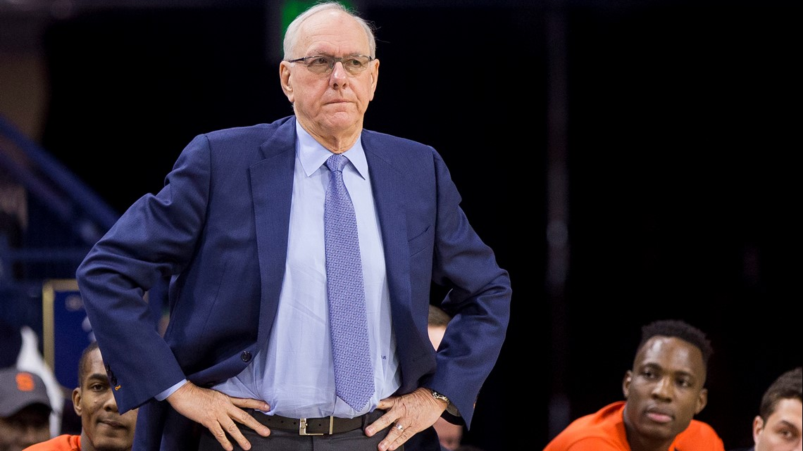 Syracuse coach Jim Boeheim hits, kills pedestrian