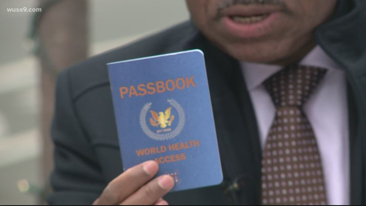 'It will be required'   Vaccination passports could be required as soon as the summer