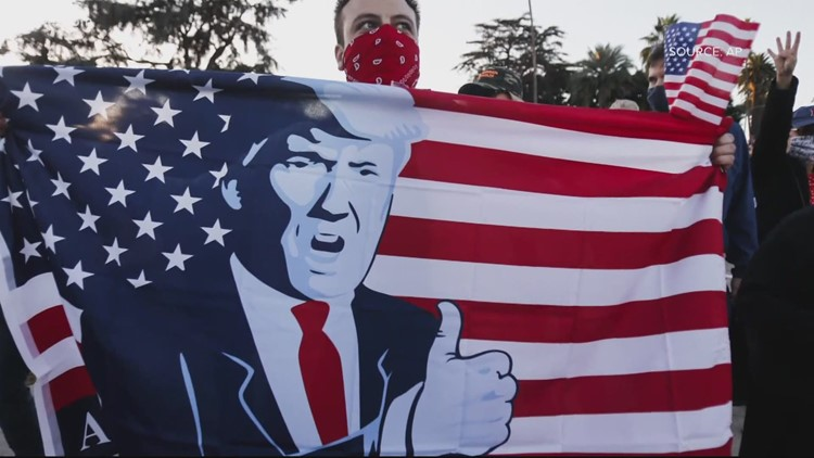 'Million MAGA March' expected to bring 17,000 to DC this weekend