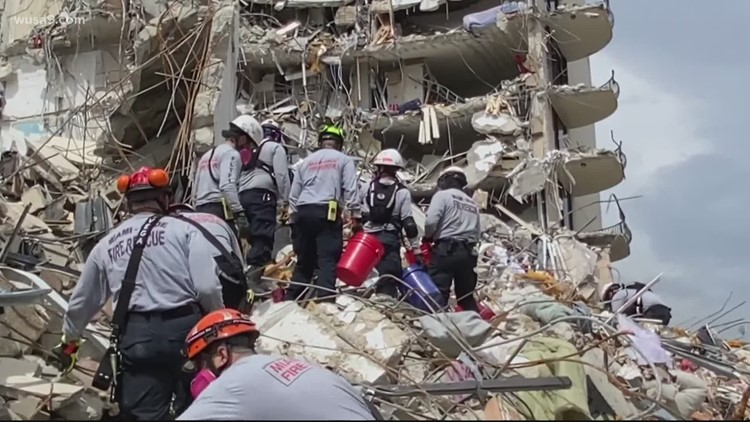 How to help the victims of the Surfside condo collapse