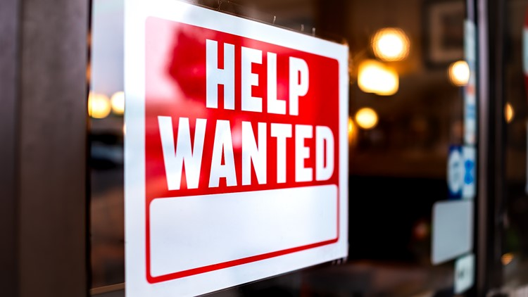 Businesses struggling to hire despite economy opening up