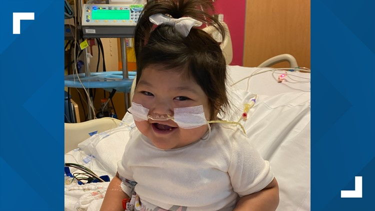2-year-old gets new heart after being abandoned by biological parents in China