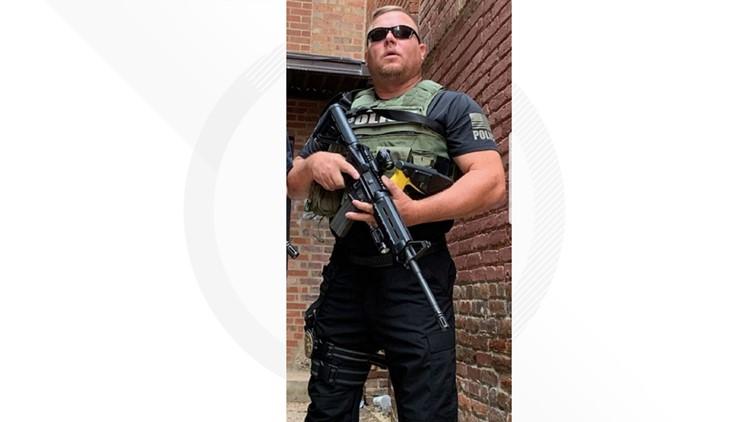 STAC Agent Billy Clardy III
