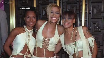 "Today in History: In 2002, Lisa ""Left Eye"" Lopes of the Grammy-winning trio TLC died"