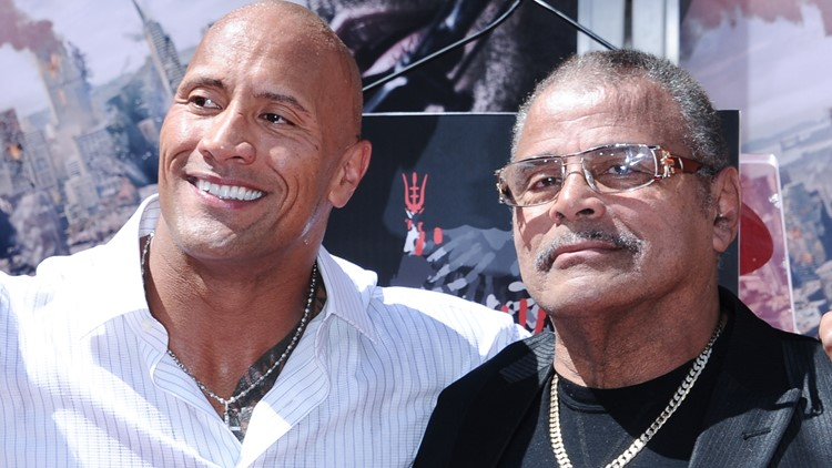 Dwayne 'The Rock' Johnson reveals father Rocky Johnson's cause of death