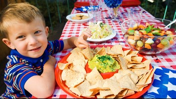 Don't invite food poisoning to your Fourth of July cookout