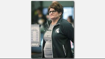 Former MSU Gymnastics coach charged with lying to police about Nassar allegations