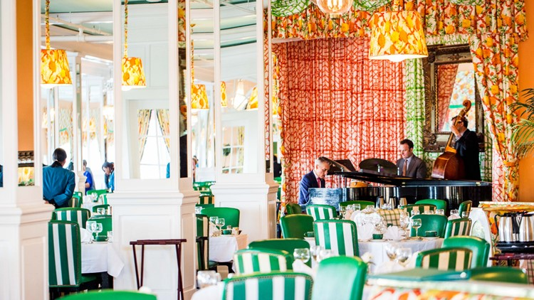 Mackinac Island S Grand Hotel In The Running Best Historical Hotel Kiiitv Com